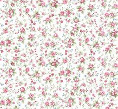 Papel de parede pela jarda Abby rosa Vintage olhar trilha Floral desgastado AB31089