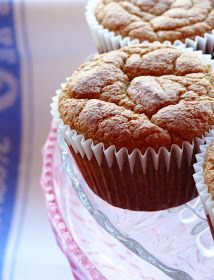 Straight Into Bed Cakefree and Dried: Grain Free Carrot Cake Muffins (Gluten Free, SCD, GAPS, Paleo)