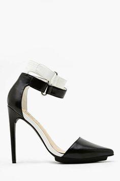 ee72cd73d02 Shoe Cult Faye Platform Pump - Colorblock Shoe Boutique