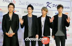 Red carpet photos from the '2nd Gaon Chart K-Pop Awards'