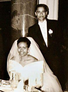 an american president wedding