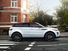 "Range Rover Evoque: Edition ""Britain III"""