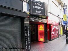 Soho Cinemas, 8-9 Walkers Court, London - London XXX - Adult cinema Venues