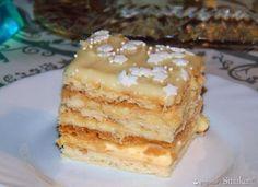 Polish Desserts, Polish Recipes, Polish Food, Sweet Recipes, Cake Recipes, Dessert Recipes, Sweets Cake, Cupcake Cakes, Polish Cake Recipe