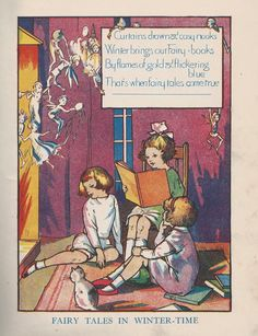 """Fairy Stars Annual"", published by Renwick of Otley. c.1928"