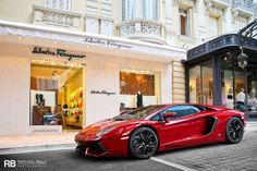 Photo @Lamborghini in #Monaco   The Best of Yachting