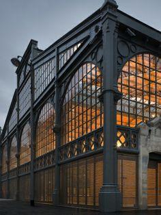 The New Carreau du Temple by studioMilou architecture - News - Frameweb