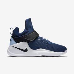 Nike Kwazi Men's Shoe Coastal Blue/Bluecap/Black