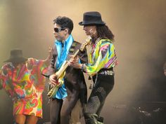 Today in 2010, Prince played in Arnhem, Holland.