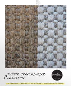 Phenicia Concept - Tapete: Tear Mineiro Ladrilho