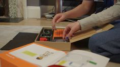 Kano creates simple, fun computer kits that anyone can make – perfect for kids of all ages.
