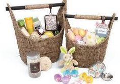We make great easter baskets!