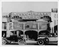 Musso and franks