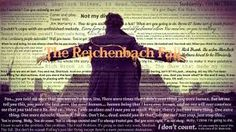 "Résultat de recherche d'images pour ""sherlock bbc quotes"" Sherlock Bbc Quotes, Sherlock Holmes, The Reichenbach Fall, Fall Video, The Final Problem, American Crime, Jim Moriarty, Arthur Conan Doyle, Martin Freeman"