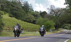 MF 5/14/16 Sensing a need to downsize, the Borden family, who have roots in Sonoma County, sold everything and embarked on a 15-month adventure through Mexico, Central America and South America on the back of two motorcycles.