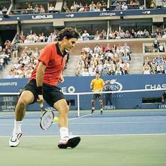 Roger Federer, US Open