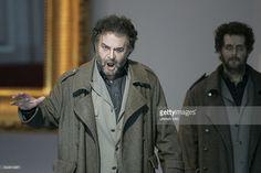 Gettys Image: Franz Grundheber als Simon Boccanegra Hamburgische Staatsoper im Februar 2006 Opera, February