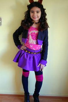 Spectra Vondergeist, Monster high Costume! | My DIY's! | Pinterest ...