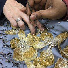 @studiononsequitur . . ➖➖➖➖➖➖➖➖ . #embroidery #embellishement #sequins #couture #handmade #partydress #вышивкаоткутюр #fashionblogger #highfashion #fashionpost #fashionforward #trend #fashion #style #fashiondiaries #fashionista #fashionaddict #igfashion #instafashion #fashionforward #embromania #exquisit #fashionlover #details #hautecouture #embroidery #sequins #beads #вышивка #вышивкаручнойработы #hautecouture #life #moscow