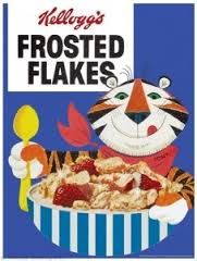 Kellogs Frosties: They're GGGGGreat!