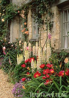 The Cotswolds region includes some of England's most romantic and beautiful countryside.
