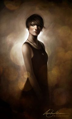 Blackout: Astrid III by Charlie-Bowater on DeviantArt