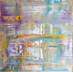 Original Abstract Painting by Ross Van Hunt Wood Paneling, Wood Art, Saatchi Art, Original Paintings, Abstract Art, Running, Van, Passion, Products
