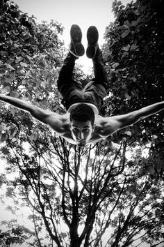 Outdoor Parkour
