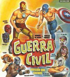 Mexican Civil War - 9GAG