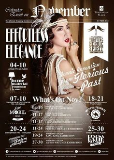 Jadwal Event Tunjungan Plaza November 2013 Effortless Elegance 4 – 30 November 2013 At Tunjungan Plaza Surabaya  http://eventsurabaya.net/jadwal-event-tunjungan-plaza-november-2013/