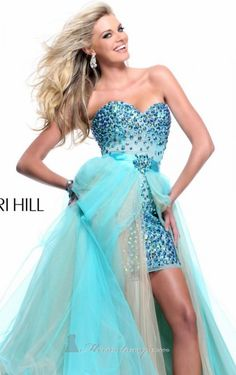 48 Sherri Hill Prom Dresses 2013 Would of loved to wear this dress for the CA Ball
