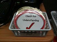 Randall's Learning Library: Check for Understanding Strategy Cards -- She has questions on the back for fiction/nonfiction Reading Resources, Reading Activities, Teaching Reading, Classroom Activities, Classroom Ideas, Teaching Ideas, Reading School, Reading Groups, Student Reading