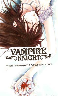 Vampire knight- A Pureblood's Lover