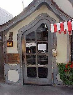 The Tuck Box English Tea Room,  Carmel, CA