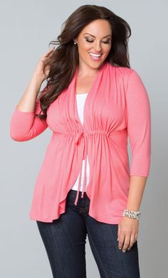 100% of our plus size Pretty in Pink Sunset Stroll BellineUSA #Kiyonna #ShowYourPink #KiyonnaGives