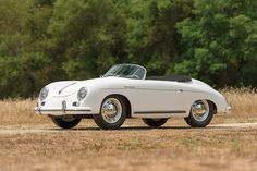 1955 Porsche 356 Pre-A 1500 Speedster