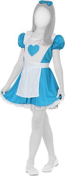 Atosa Alice nel paese delle meraviglie Costume bambina