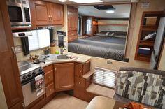 2014 Artic Fox Camper....gorgeous interior
