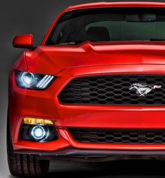 "mustang ""visual design language"" - Google Search"