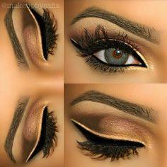 'caramel' 'bitter chocolate'  #motd #motivescosmetics #makeup #beauty #glam #mua