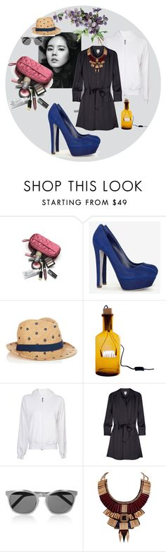 """Play..."" by black-wings ❤ liked on Polyvore featuring Sergio Rossi, Jigsaw, Seletti, Lucien Pellat-Finet, Halston Heritage, Alexander Wang and Ziba"