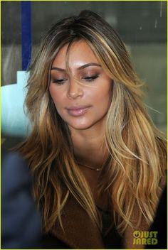 Celeb Diary: Kanye West & Kim Kardashian in Paris