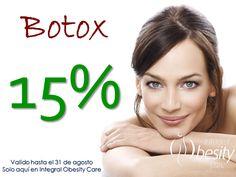Promoción en Botox!