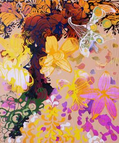 "Saatchi Art Artist Sofie Siegmann; Painting, ""Umi"" #art"
