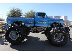 """Ford """"Lifted Trucks """" --- Monster Trucks - A monster truck is a vehicle that… Ford Pickup Trucks, Lifted Ford Trucks, Lifted Jeeps, Lifted Chevy, Chevy Trucks, Monster Truck Show, Monster Trucks, Monster Jam, Cool Trucks"""