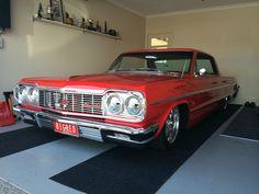1964 Chevrolet Impala Pillarless. Australian assembled .