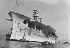 HMS Eagle was an early aircraft carrier of the Royal Navy.