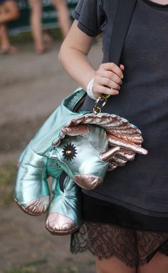 für mutige Taschenträgerinnen und Dino-Liebhaber