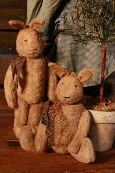 Prim Rabbits...