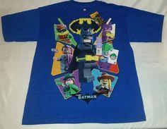 New with tags Lego Batman boys tshirt. Size XS (4-5). | eBay!